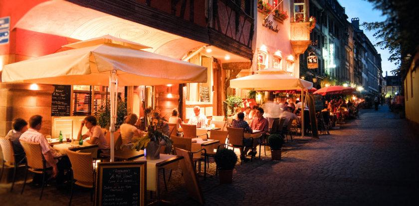 Restaurant winstub Strasbourgeois