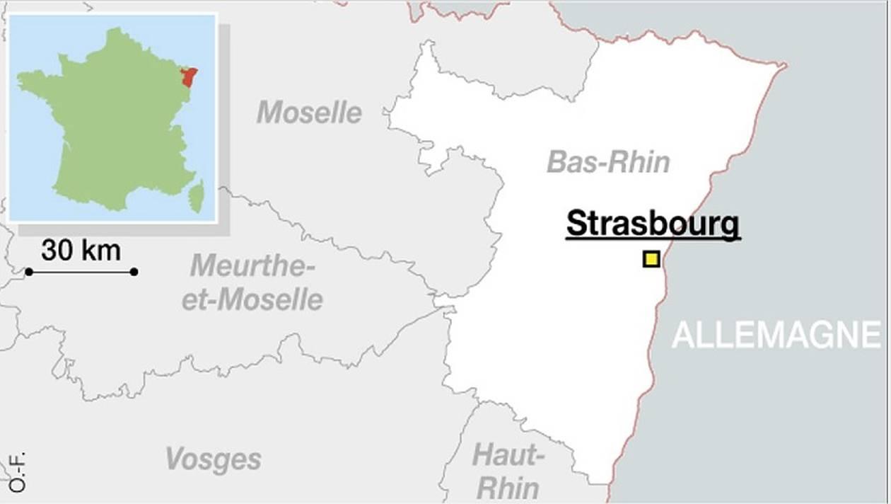 Strasbourg Le préfet valide le projet de rocade
