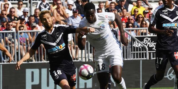 Strasbourg gagne 2-0 contre Bordeaux